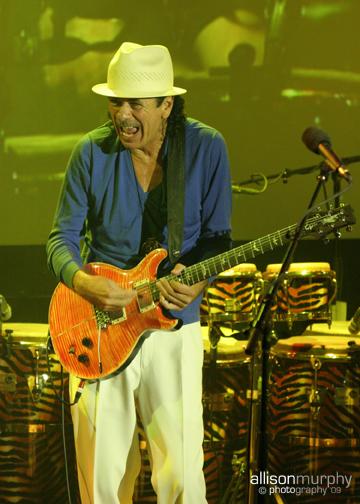 09/04/04 Carlos Santana, Highline Ballroom, NYC